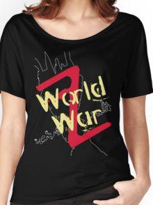 World War Z T-Shirt 3 Women's Relaxed Fit T-Shirt