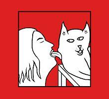 Cat Licker T-Shirt