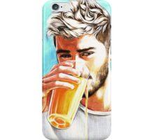 Zayn-Orange Juice iPhone Case/Skin