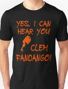 Clem Fandango  Unisex T-Shirt