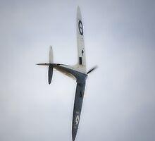Supermarine Spitfire MK1 by Nigel Bangert