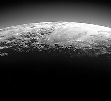 Pluto 1 by Larry McFarland