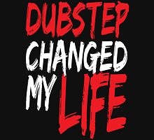 Dubstep Changed My life (red) Mens V-Neck T-Shirt