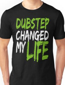 Dubstep Changed My life (neon green) T-Shirt