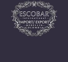 Escobar Import and Export White Glow Unisex T-Shirt