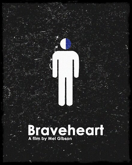 Braveheart (Vintage) by Trapper Dixon