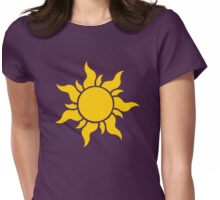 Sun of the Tangled Kingdom  Womens Fitted T-Shirt