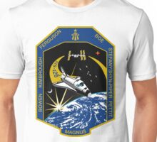 STS-126 Mission Logo Unisex T-Shirt