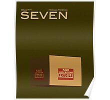 Seven/Se7en Poster