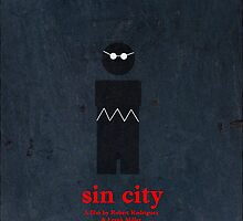 Sin City (Vintage) by Trapper Dixon