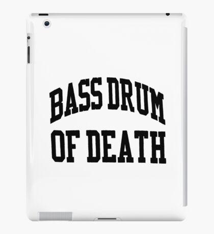 Bass Drum Of Death iPad Case/Skin