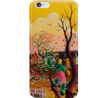 WORK IN THE FIELDS iPhone Case/Skin