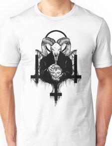 Satan Gets Ahead Unisex T-Shirt