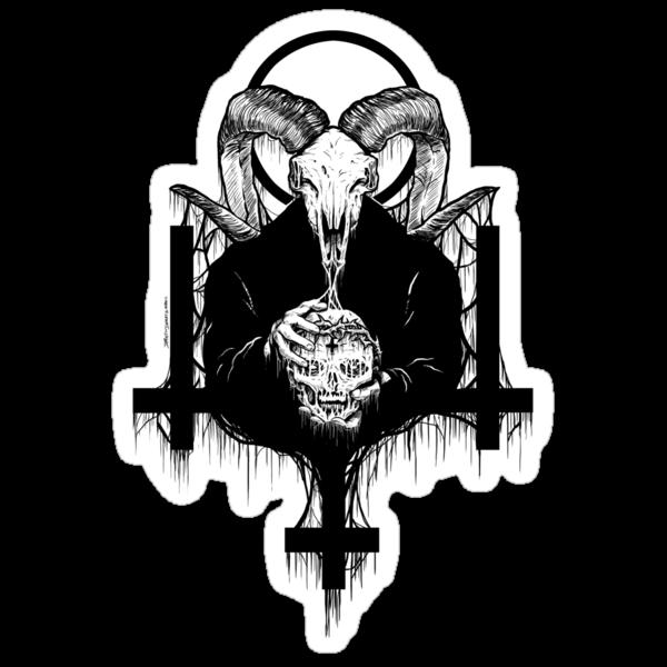 Satan Gets Ahead by SeventhTowerART