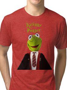 Kermy Potter Tri-blend T-Shirt