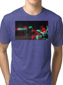 Death Grips - No Love - Video Tri-blend T-Shirt