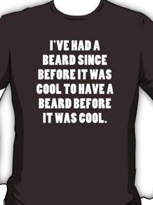 No It's Not Ironic T-Shirt