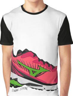 Wendy Davis Shoes Graphic T-Shirt
