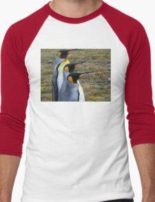 Three Kings Men's Baseball ¾ T-Shirt