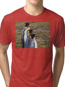 Three Kings Tri-blend T-Shirt