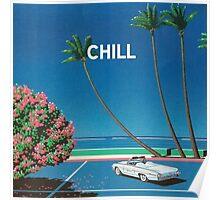 Chill Vibe Poster