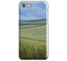 Dorset Hillside iPhone Case/Skin