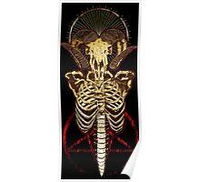 Satanic Anatomy Poster