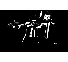 Ratchet and Clank Pulp Fiction Photographic Print