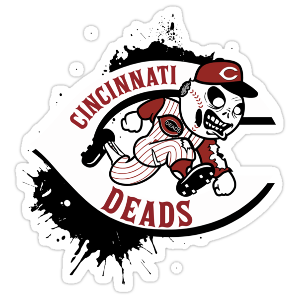 Cincinnati Deads by TeeHut