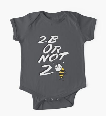 2B or not 2BEE One Piece - Short Sleeve