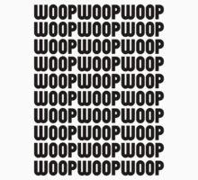 WoopWoopWoopWoopWoopWoop! Kids Clothes