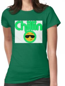 Chillin Womens Fitted T-Shirt