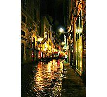 Florence Nights Photographic Print