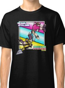 Starbomb Ninja Brian Egoraptor Danny Sexbang Classic T-Shirt
