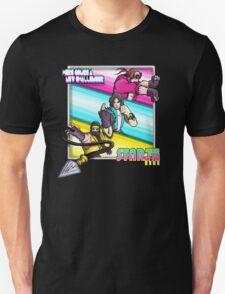 Starbomb Ninja Brian Egoraptor Danny Sexbang T-Shirt