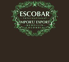Escobar Import and Export White Mint Glow Unisex T-Shirt
