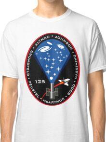 STS-125 Mission Logo Classic T-Shirt