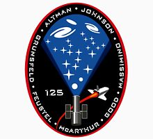 STS-125 Mission Logo Unisex T-Shirt