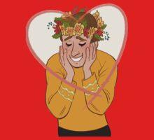 Captain James T. Kirk Valentine One Piece - Short Sleeve