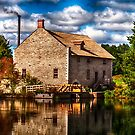 The Old Mill by Richard Lee