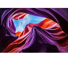 Magical (Lower) Antelope Canyon II Photographic Print