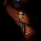 Fantastic world of spiral stairs by JBlaminsky