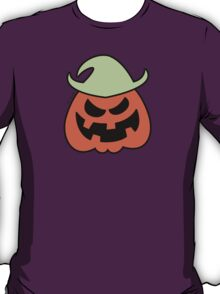 Naughty Halloween Scarecrow T-Shirt