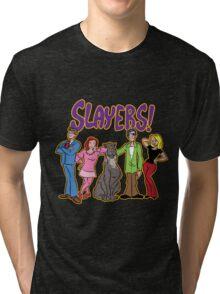 Slayers! Tri-blend T-Shirt