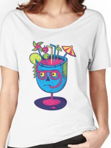 Pineal Colada Women's Relaxed Fit T-Shirt
