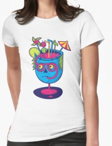 Pineal Colada Womens Fitted T-Shirt