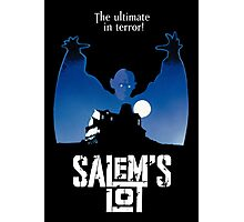 Salems Lot - Movie Poster Photographic Print