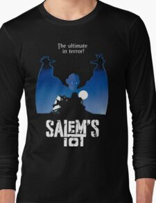 Salems Lot - Movie Poster Long Sleeve T-Shirt