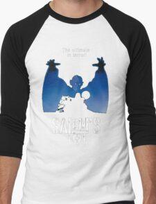 Salems Lot - Movie Poster Men's Baseball ¾ T-Shirt
