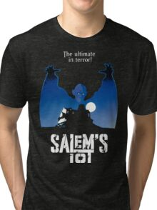 Salems Lot - Movie Poster Tri-blend T-Shirt